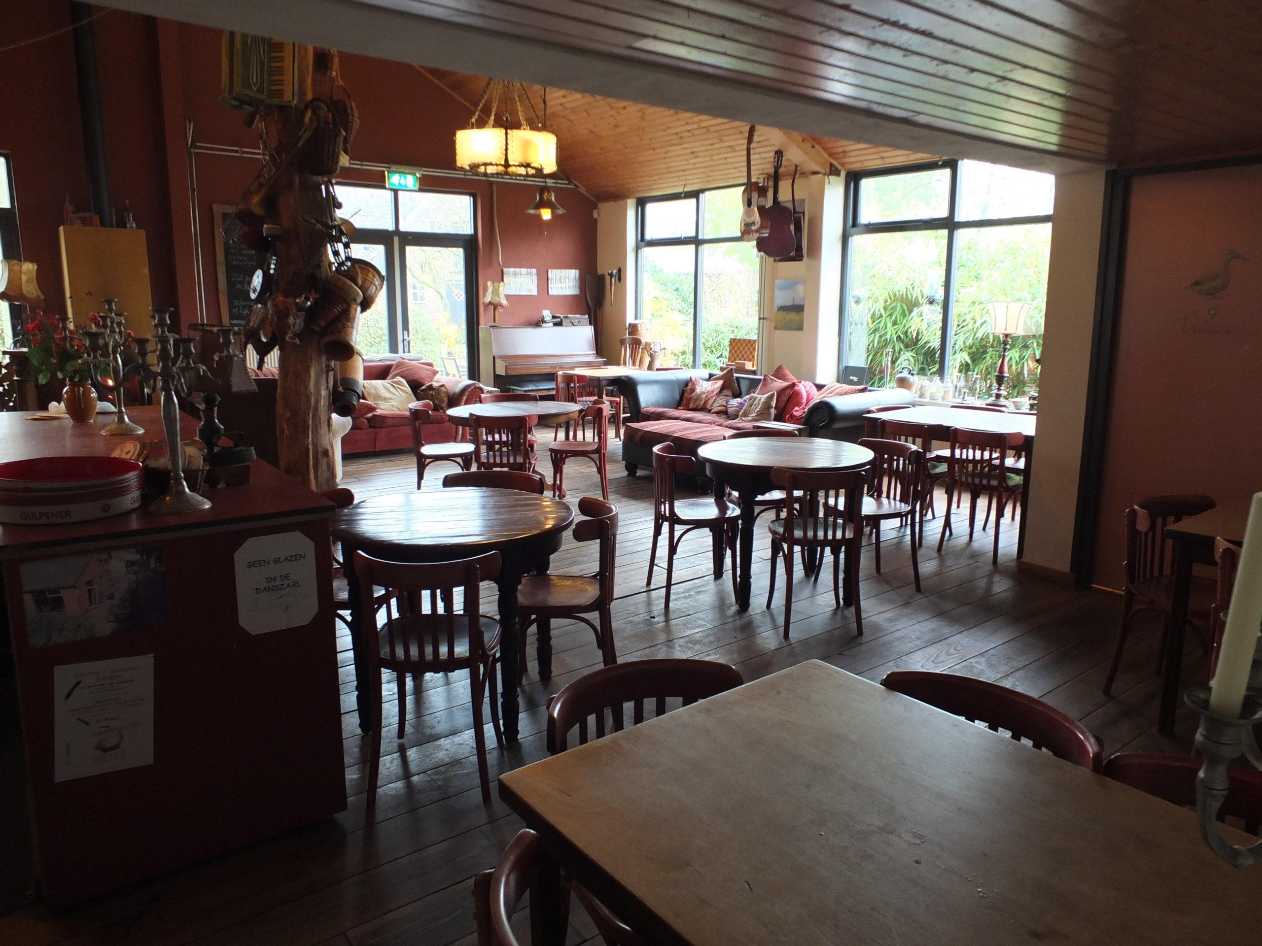 Café - de Waard van Kekerdom